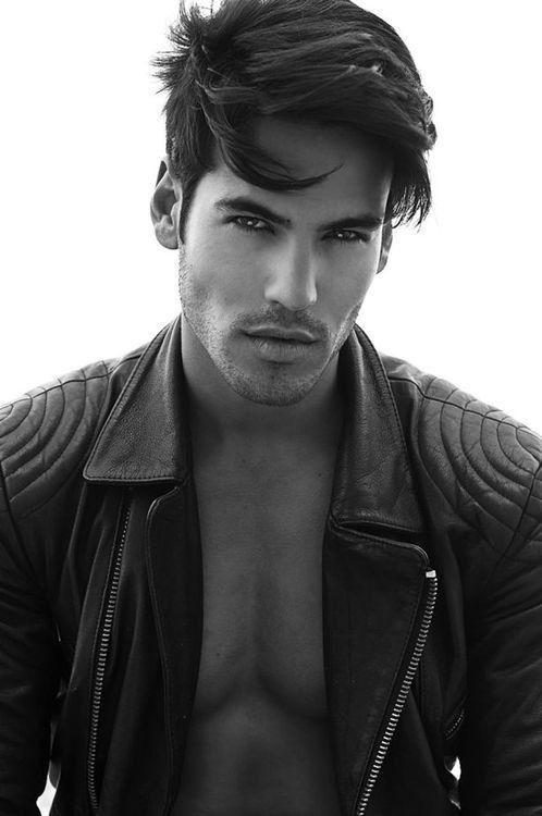 Beaux brun - Tendencias peinados hombre 2015 ...